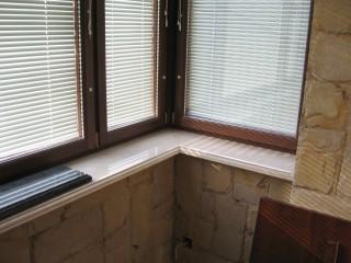 Подоконники для окон и балконных рам
