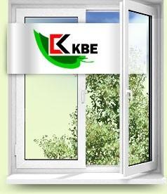 окна кбе