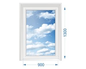 окна пвх Брусбокс, Окна ПВХ Брусбокс купить в ПартнерОкна выгодно!